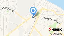 Антиквариат на Московской на карте