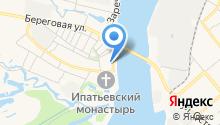 Омникомм-Кострома на карте