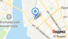Make up studio Марины Казаковой на карте