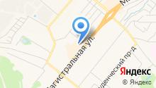 ЮшИ на карте
