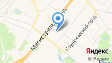 Арбитражный управляющий Смирнов П.Н. на карте