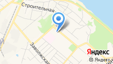 Администрация Заволжского района на карте