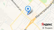 АЖУРЪ на карте