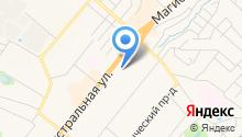 Аладдин на карте