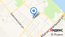 Магазин автозапчастей для ВАЗ, ИЖ, Москвич на карте
