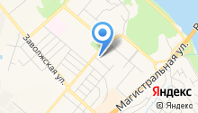 Адвокатский кабинет Орлова А.М. на карте