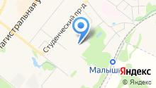 Mygold24.ru на карте