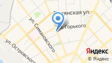 Came-Кострома на карте