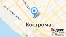 Я-ОТЕЛЬ на карте