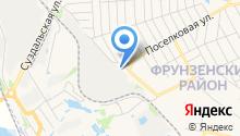 Modestreet на карте