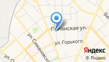 MicroPrint на карте