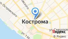 Адвокатский кабинет Любинцева А.В. на карте