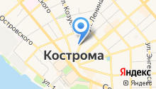 Адвокатская контора Рябикова Д.А. на карте