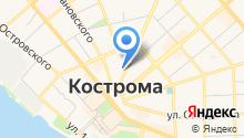 Адвокатская контора Рябикова на карте