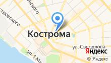 Hair studio Анастасии Скворцовой на карте
