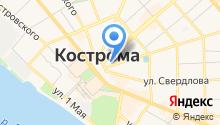 ЮРЦ на карте