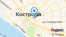 De KAROline на карте