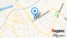 Аптека №95 на карте