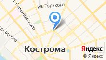 Адвокатский кабинет Доронина Э.В. на карте