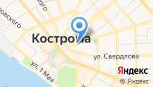 Адвокат Лыков Ю.В. на карте
