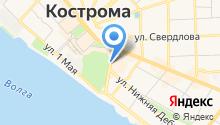 Индекс на карте