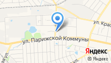 Автомойка на Шевченко на карте