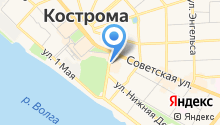 Mир GSM на карте