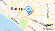 Юридическая клиника КГТУ на карте