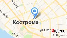 Адвокатский кабинет Макарова Э.В. и Макаровой И.А. на карте