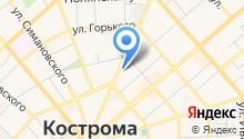 Адвокатский кабинет Смолянинова П.А. на карте
