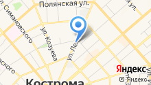 GoodHair на карте