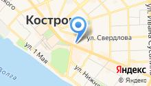 Юридическое бюро Кирсанова на карте