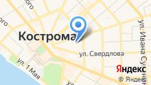 Арбитражный суд Костромской области на карте