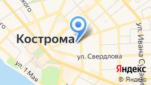 Акпо МП на карте