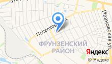 """""""Межрегион-Текстиль"""" - Текстильная компания на карте"""