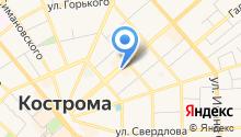 You на карте