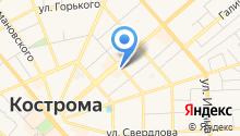 Авизо на карте