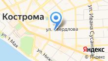 Акварель Риэлти Мастерская на карте