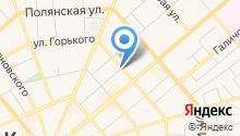 Адвокатский кабинет Сазановой Н.Б. на карте