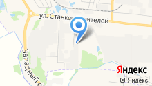 Ивановский АвтоКомплекс на карте