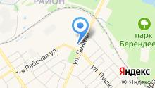 Tele2 Кострома на карте