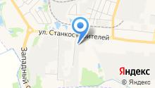 Iproof-centre на карте