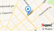 Адвокатский офис Бутняковой М.В. на карте