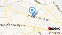 Автотехстанция на карте