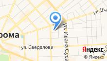 XIII Этажей на карте