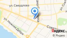 Костромская областная универсальная научная библиотека им. Н.К. Крупской на карте