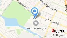 Batist Ivanovo на карте