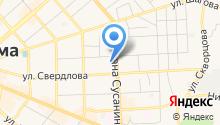 Куда.ru на карте