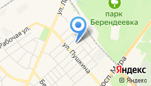 Агровет на карте
