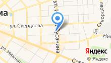 MD регион на карте